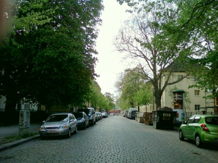 Straße 1