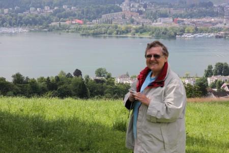 Luzern hinter mir